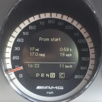 17mpg at rush hour